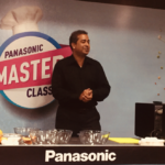 Panasonic Home Appliances Master Class  with Chef Michael Swamy