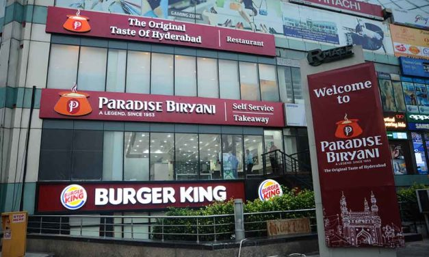 Paradise Biryani-Raheja Mall,Gurugram: A Must Visit for Biryani Lovers