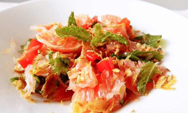 6 Salad Recipes with Asian Flavours