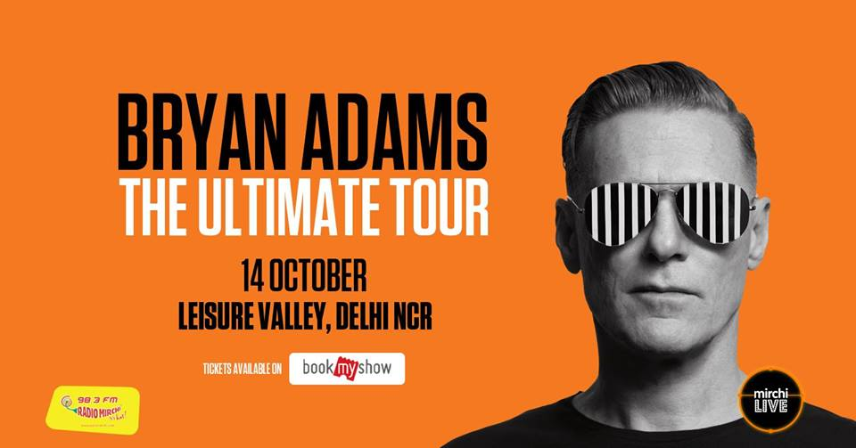 Bryan Adams : The Ultimate Tour @ Leisure Valley