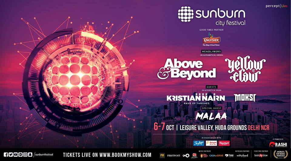 Sunburn City Festival @ Leisure Valley