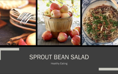 Healthy Eating with a Bean Sprouts Recipe