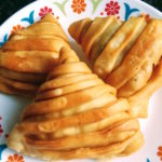 Recipe :Layered Samosa