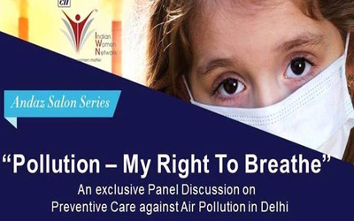 Pollution – My Right To Breathe