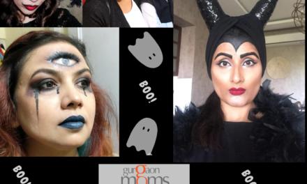 Halloween Queens @GurgaonMoms