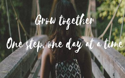 Grow Together (Post 3) – Arianna Huffington's Thrive