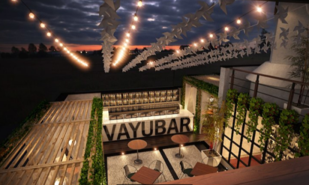 Duty Free Vayu Bar Opens in Gurgaon