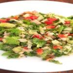 Recipe:Neptune Chopped Salad