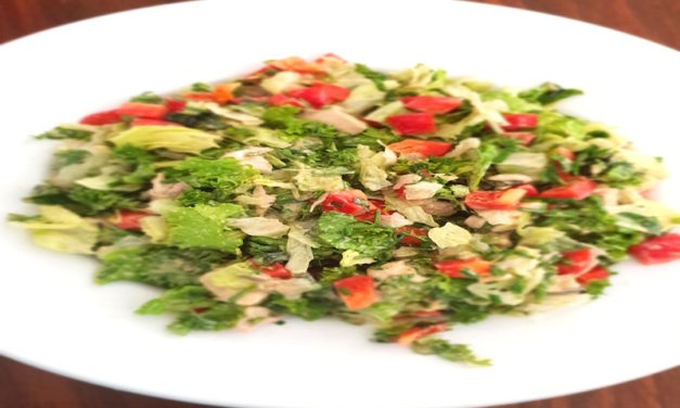 Recipe:Neptune Chopped Salad