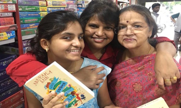 Anupama Jain: When Floater Bani Author