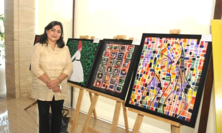 Shruti Vij: A Designer to a Self-Taught Artist Entrepreneur