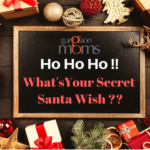 Secret Santa:Grant My Wish