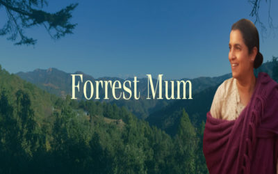 Passionate about Saving the Forest in Kumaon