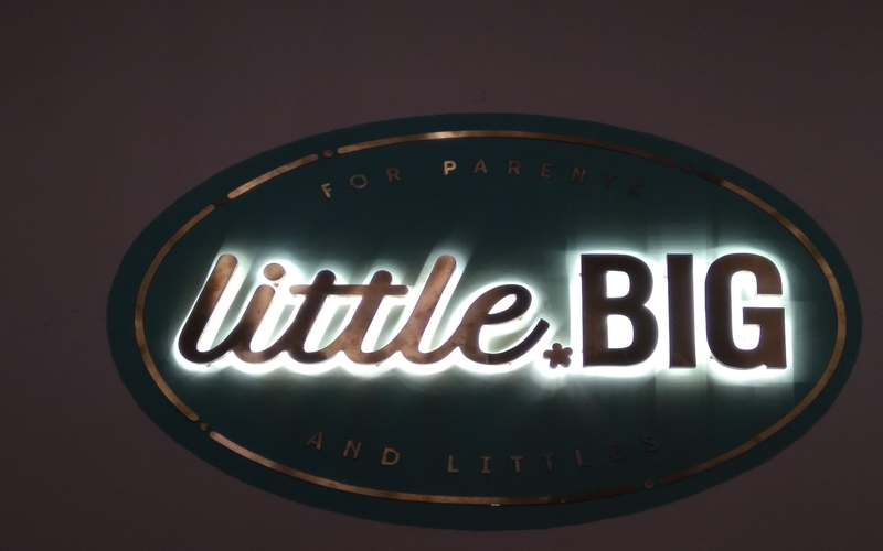 Little Big-A Dine In Cum Play Area in Gurgaon: Review