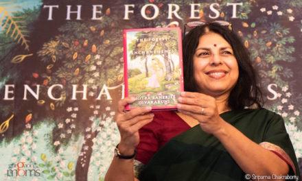 Chitra Banerjee Divakaruni : Gurgaon Book launch
