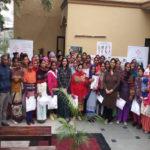 CK Birla Hospital for Women visits Harmony House