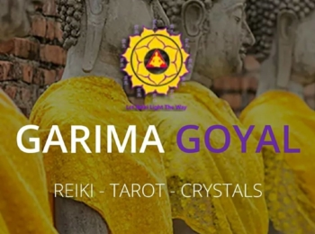 Garima Goyal – Reiki, Tarot, Crystals and Angels
