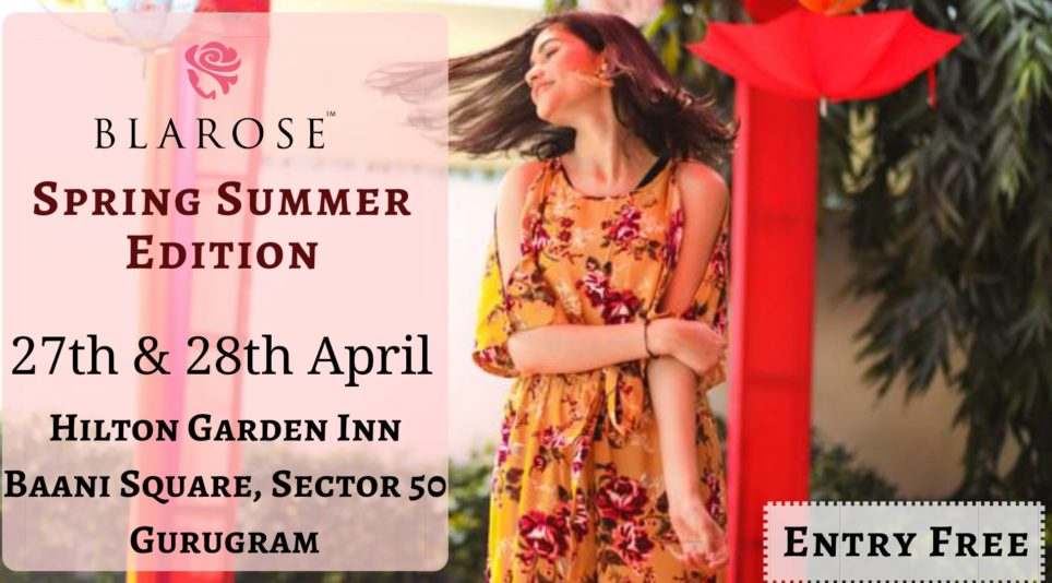 Blarose Spring Summer Edition @ Hilton Garden Inn