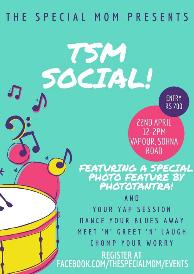 TSM Social @ Vapour