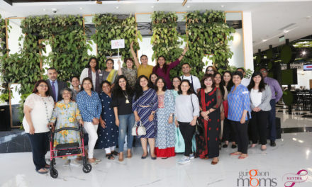 Summer Essentials Workshop for GurgaonMoms by ISH