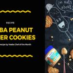 Veeba Peanut Butter Cookies