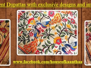 Kaanthaa-A Woven Story