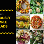 Recipe:Seriously Simple Salads