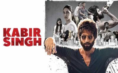 Kabir Singh- A Scary Love Story !