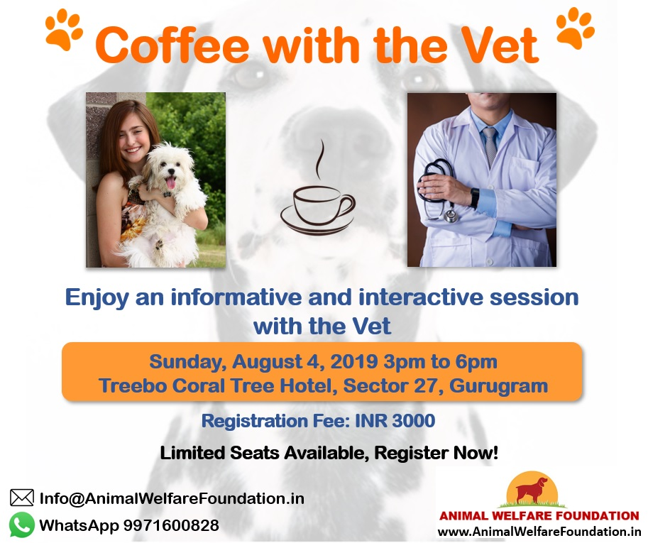 Coffee With the Vet @ Treebo Coral Tree Hotel