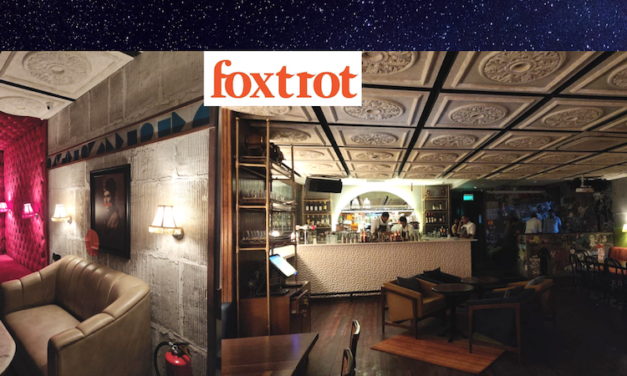 Restaurant Review : Foxtrot CyberHub