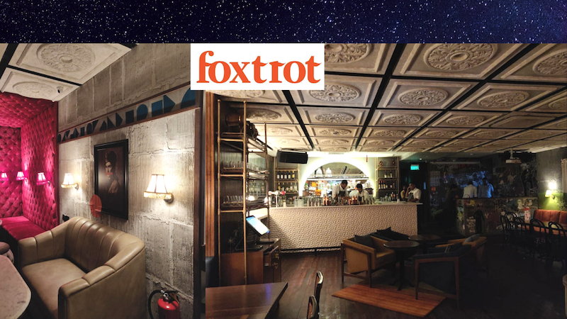 Restaurant Review : Foxtrot CyberHub