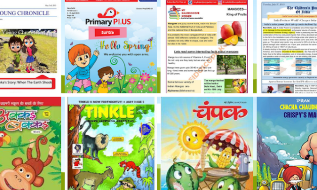 Publications for Children in India