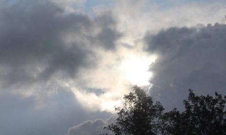 The Clouds Set In Again
