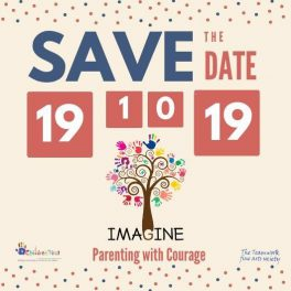 Children First presents IMAGINE  Parenting with Courage @ India International Centre