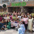 Food Writing is Cathartic : A Mom Influencer Event at Swad - Desh Videsh Ka