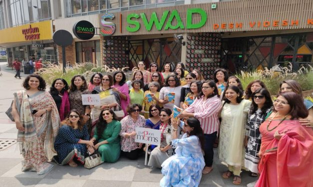 Food Writing is Cathartic : A Mom Influencer Event at Swad – Desh Videsh Ka