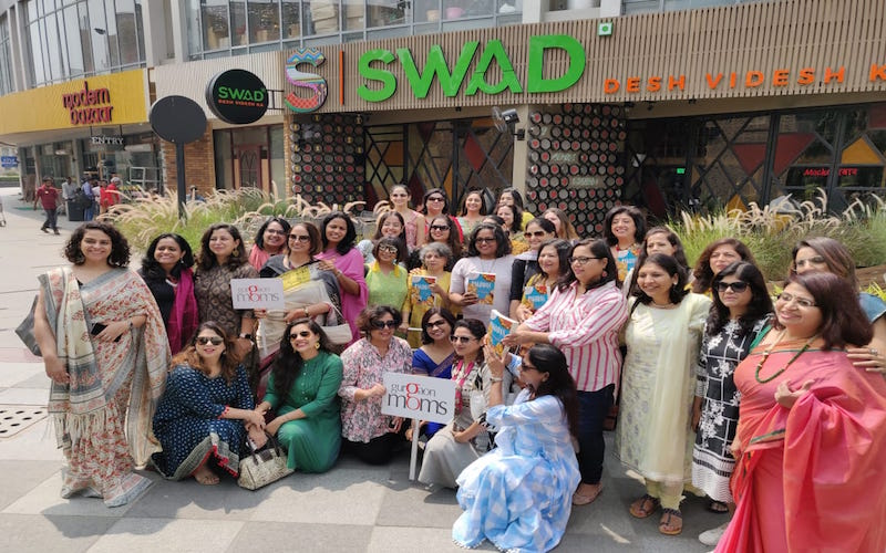 Food Writing is Cathartic : A Mom Influencer Event at Swad – Desh Videsh Ka