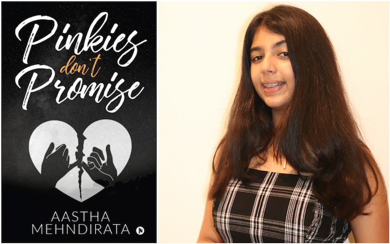 Pinkies Don't Promise: The Teenage Journey Penned by 15-Year -Old Aastha Mehndirata