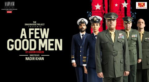 A Few Good Men @ Kamani Auditorium