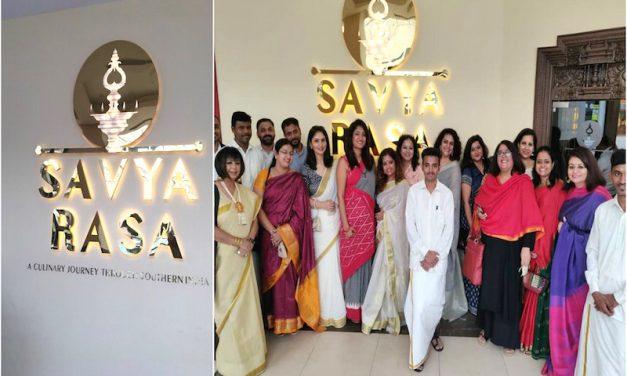 Savya Rasa- The Southern Flavour: Review