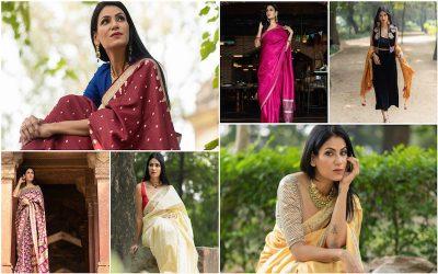 October Essence: Dress Up This Diwali