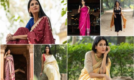 October Essence: Dress Up This Diwali