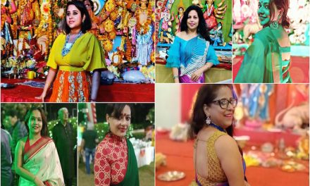 Saree Swag: Breaking it with the Blouse