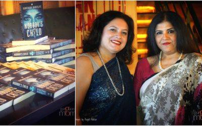 Book Launch of Nobody's Child by Kanchana Banerjee