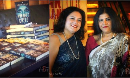 Book Launch of Nobody's Child by Kanchana Banerjee