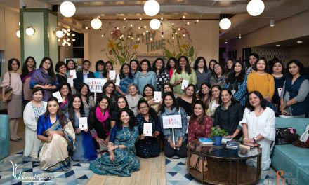Lady,You're the Boss-An evening with Apurva Purohit