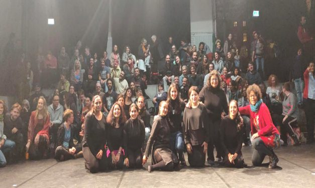 Roots and Wings Theatre Group : Solidarity Beyond Borders