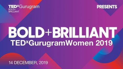 TEDxGurugram Bold+Brilliant 2019 @ The WESTIN Iffco Chowk