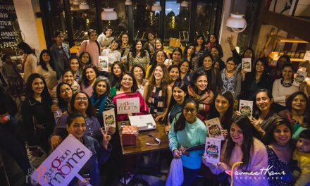 Book Launch of Pooja Makhija's N for Nourish : Book & Event Review