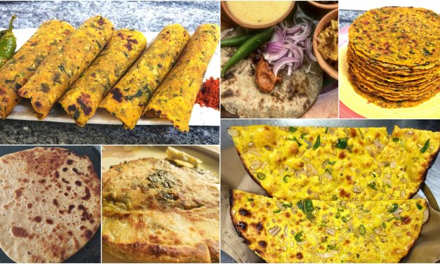 Winter Special: 5 Must-Try Roti/Paratha Recipes